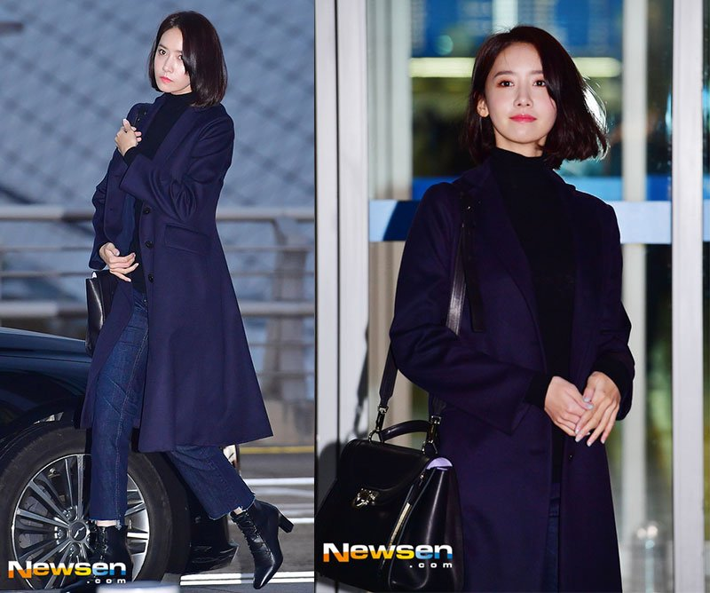Coordinuna On Twitter 171103 Snsd Yoona Airport Fashion Https T
