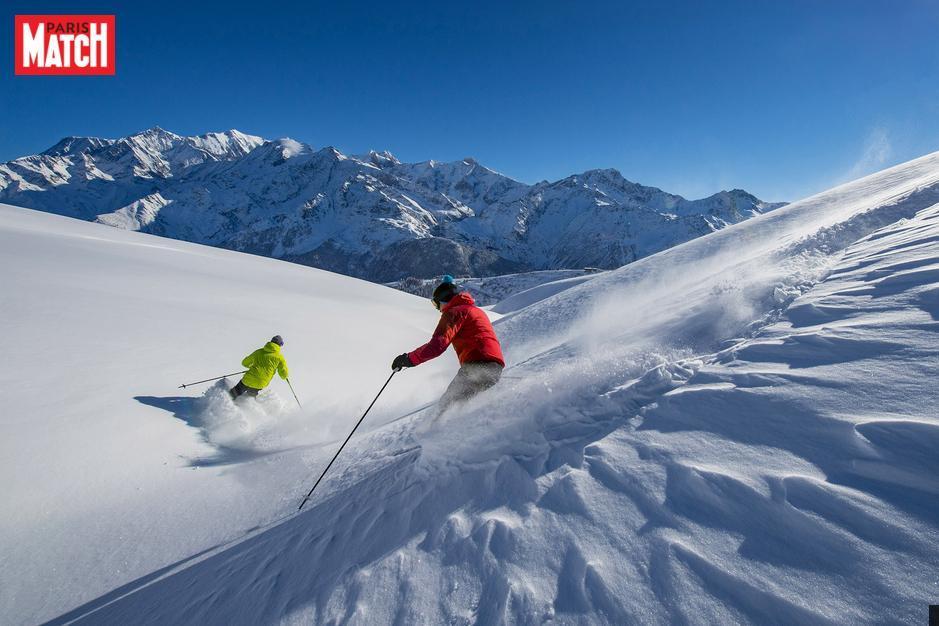 En France, les stations de ski fêtent l'arrivée de la neige https://t.co/0tnRoEJ7wS