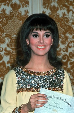 Happy 80th Birthday, Marlo Thomas! Born in and of a very proud  past.