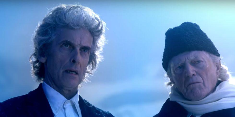 Premier extrait jubilatoire pour le Christmas Special de Doctor Who - https://t.co/6npFfUVDSm