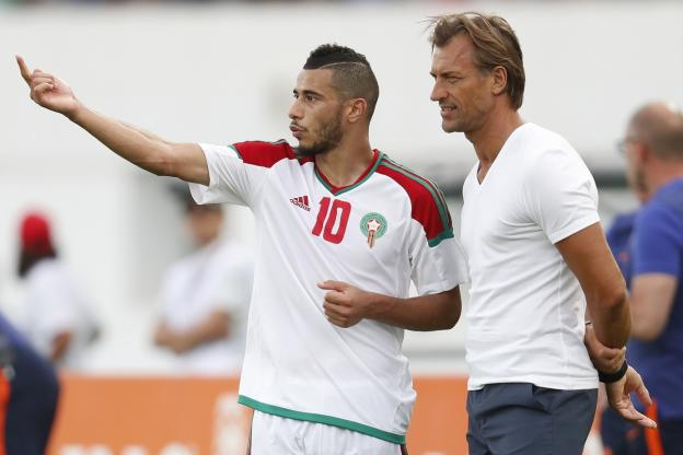 Le contrat de Hervé Renard à la tête du Maroc a bien été prolongé jusqu'en 2022 https://t.co/grPqWS8WGu