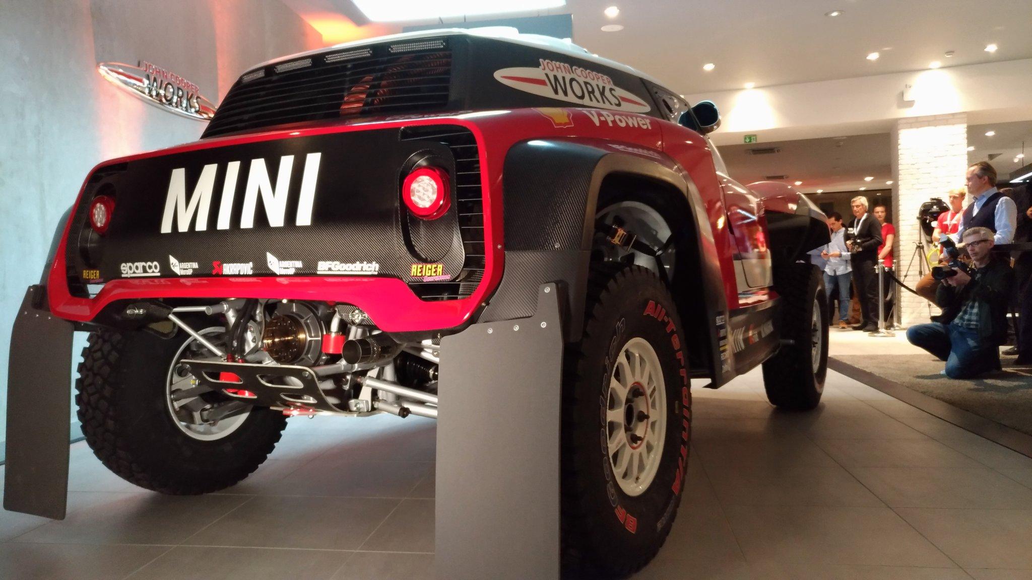 2017 Rallye Raid Dakar Paraguay - Bolivia - Argentina [2-14 Enero] - Página 34 DPK5aUYX0AATFRy