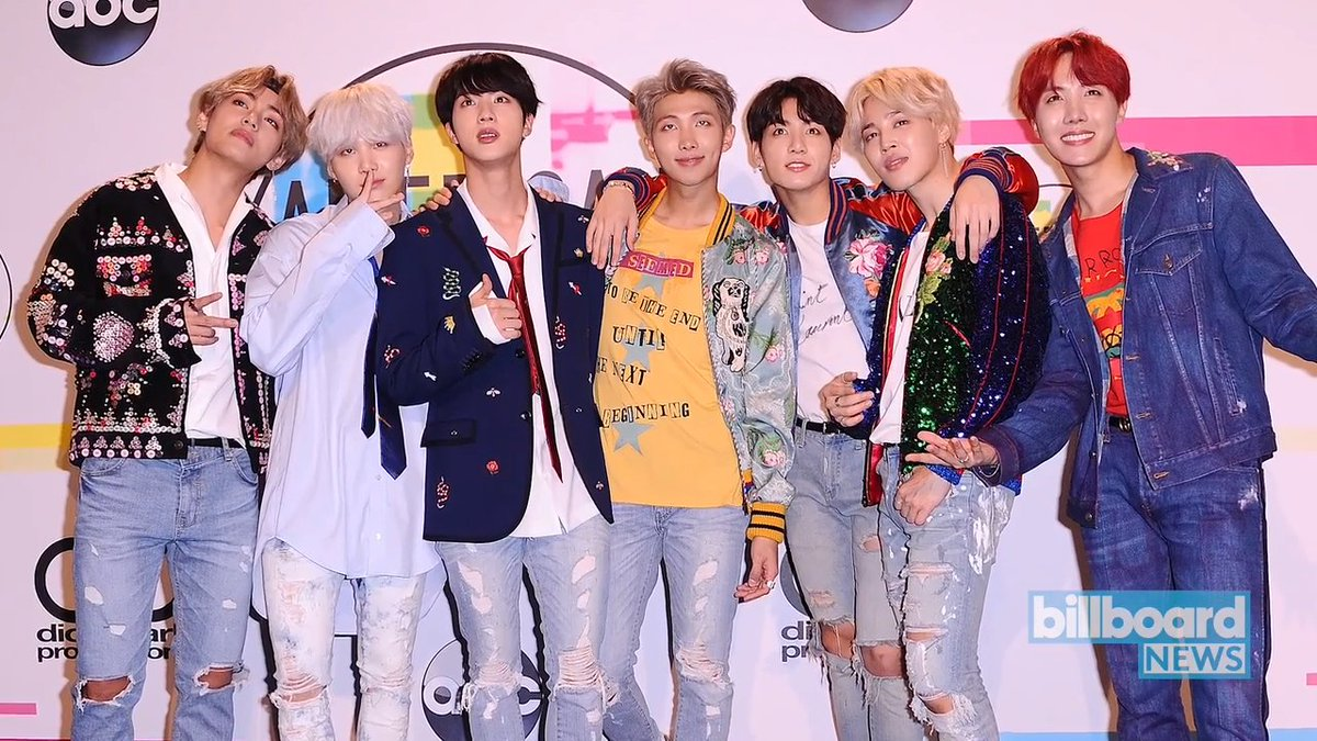 Do you know the BTS chant? #BillboardNew...