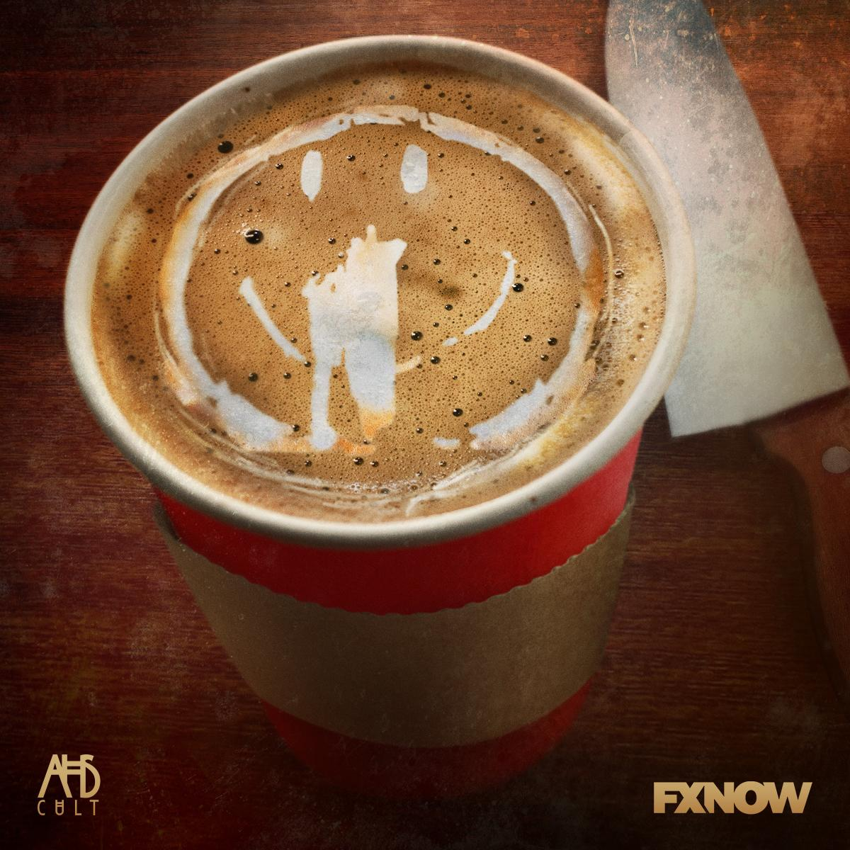 Take a sip.  It's the best in town. #AHS...