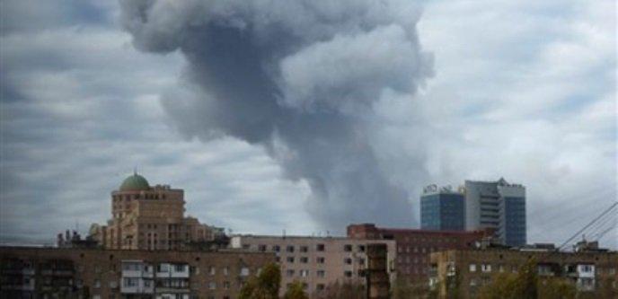 В оккупированном Луганске отключили телевидение и мобильную связь - Цензор.НЕТ 1604