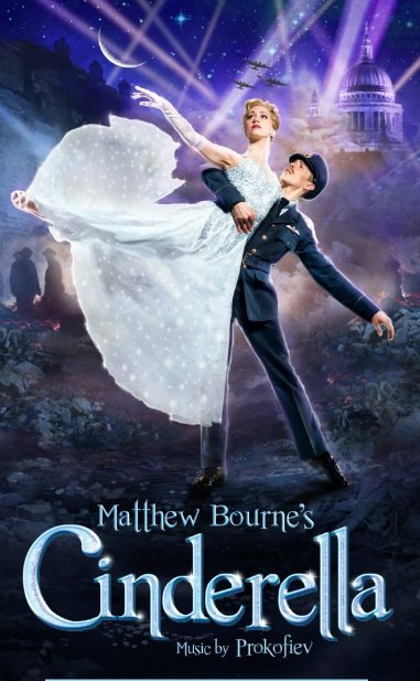 Beyond excited to hear about @SirMattBourne's Cinderella @Sadlers_Wells https://t.co/aDTy2mR8WD