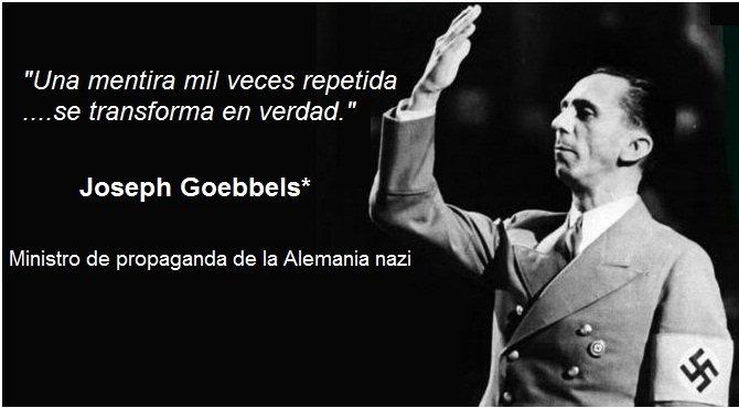 ムり尺ノム刀 丂アム בטוויטר Goebbels Tuvo Otras Frases