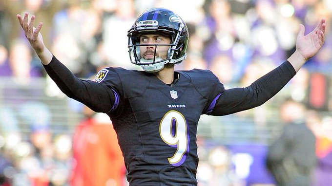 Happy birthday to the greatest kicker, and kicker ever, Justin Tucker!