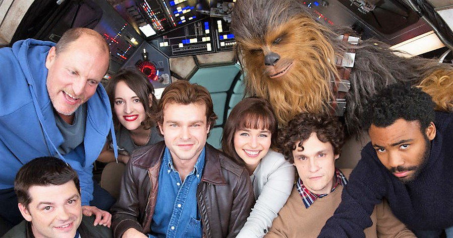 Lord and Miller Speak about Han #Solo Dismissal - #HanSolo #StarWars -  http:// bit.ly/2iDZ5pk  &nbsp;  <br>http://pic.twitter.com/bTw2DXck4S