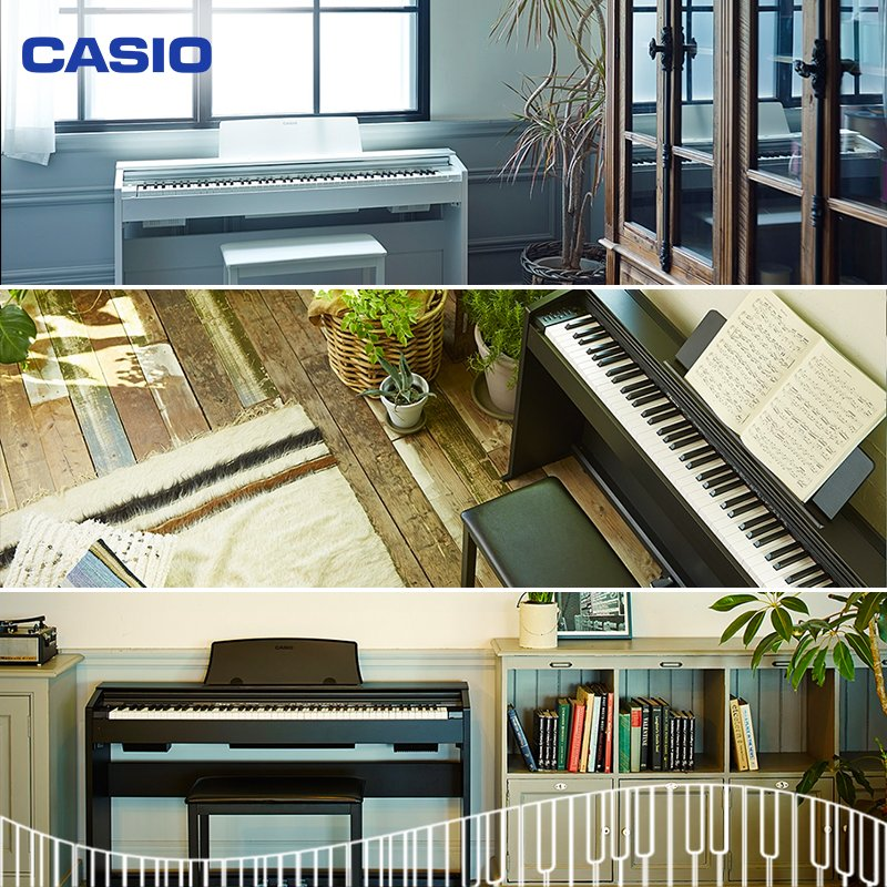What is your favourite keyboard on our Casio Line-up? Explore here and share your feedback with us! https://t.co/sA3VgB55bM ما هو الـkeyboard المفضل لديك من Casio? تعرف على المجموعة هنا وشاركنا رأيك https://t.co/LxPcV4v2GU
