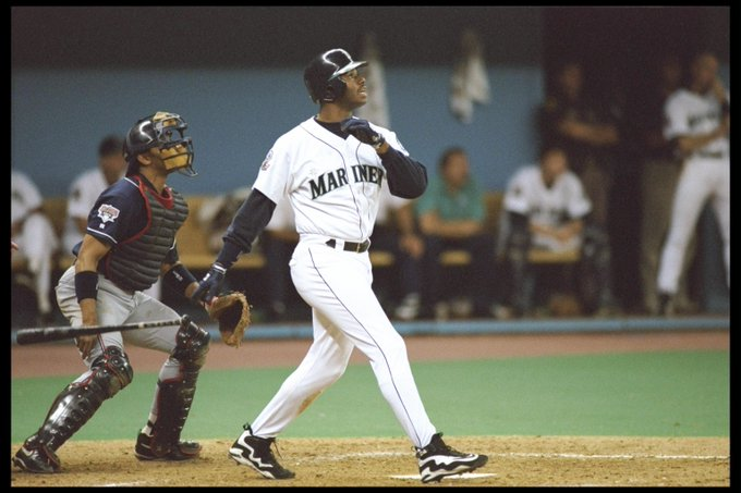 Happy Birthday, Ken Griffey Jr.