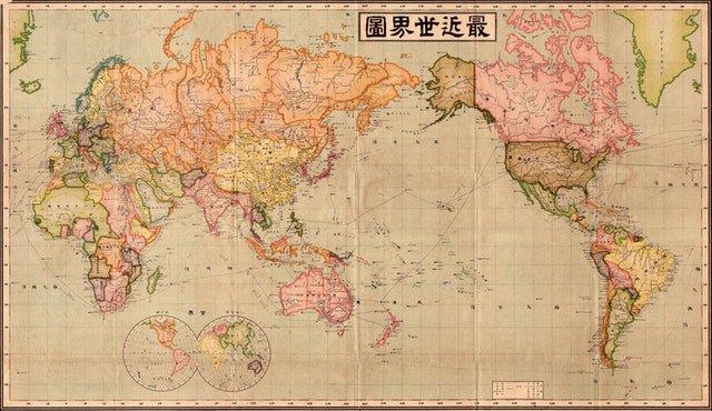 Mapporn on twitter 1914 japanese centered japanese language world 1914 japanese centered japanese language world map httpredd7e8v5j mapporn mapping cartographypicitter29bpkyovlu gumiabroncs Image collections