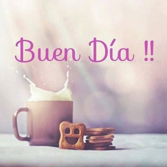 #BuenosDias Hoy es un buen día para tene...