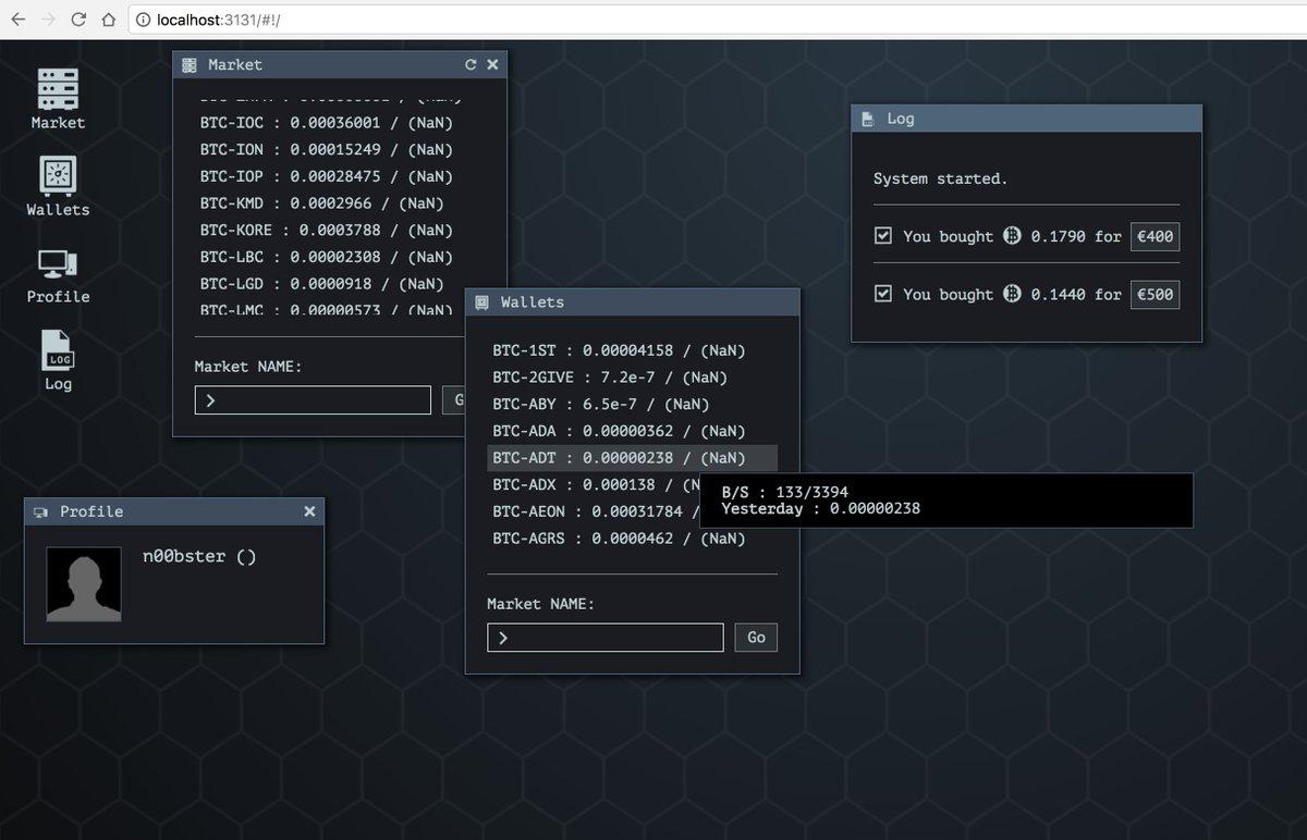 Bitmex Indicators