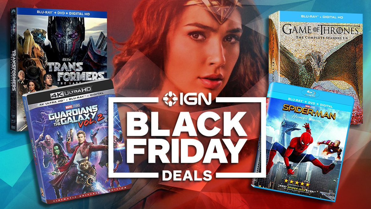 Ign Deals On Twitter Our 2017 Black Friday Blu Ray And 4k Movie Deals Article A Comprehensive List Of Discounted Movies At What Price And From Which Vendor Https T Co Z6n7etv0rb Https T Co Y7wuqug9l1