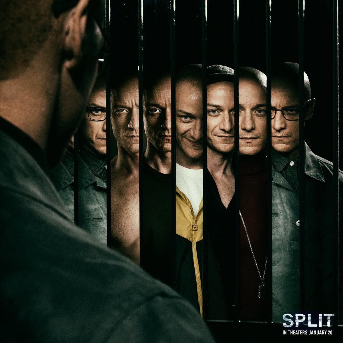 &quot;You are different from the rest. Your heart is pure! Rejoice! The broken are the more evolved. Rejoice.&quot; #Split #InseguendoSogni #21novembre #JamesMcAvoy<br>http://pic.twitter.com/DI3E2qor4P