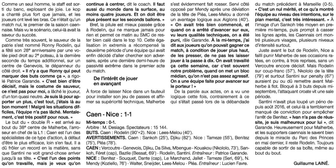[13e journée de L1] SM Caen 1-1 OGC Nice DPKTEO5WAAE3VXN