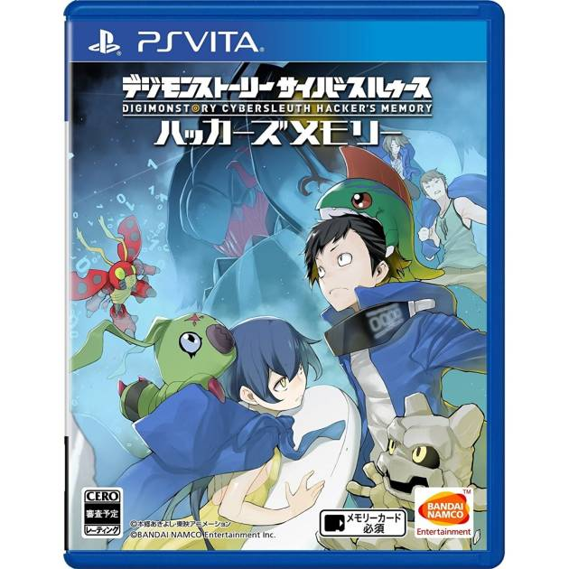 Havent played yet the first #Digimon, and the new one comes out soon, with English #physical copies on #Vita   https:// sea.play-asia.com/digimon-story- cyber-sleuth-hackers-memory-english/13/70bqvv?tagid=2147765 &nbsp; …   #reflink<br>http://pic.twitter.com/4bportOzQi