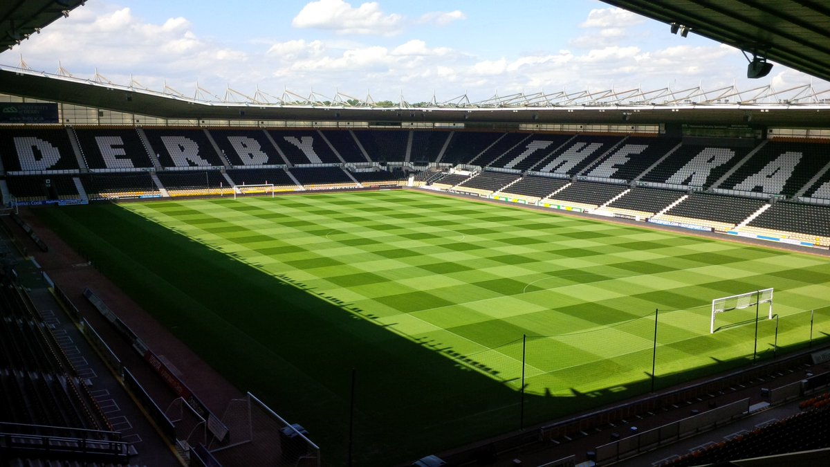 TICKET UPDATE...  Derby County  – (981)/(3,000)  #AVFC <br>http://pic.twitter.com/F029WJVIYE