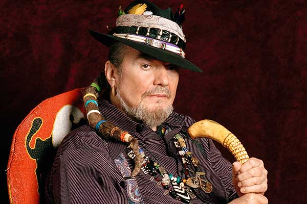 A Big BOSS Happy Birthday today to Dr. John from all of us at Boss Boss Radio!