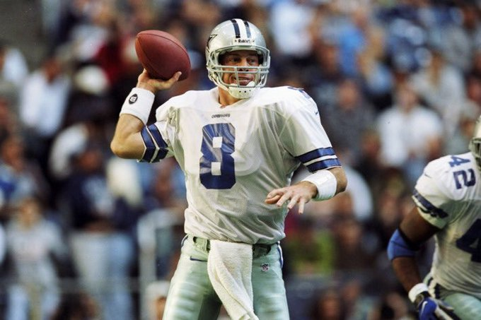 Happy 51st Birthday to Cowboys legend Troy Aikman!