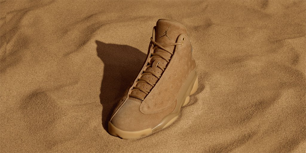 The @Jumpman23 Air Jordan 13 'Wheat'  Shop Men's & Kids' 🇺🇸 https://t.co/qpLr5UGA8y