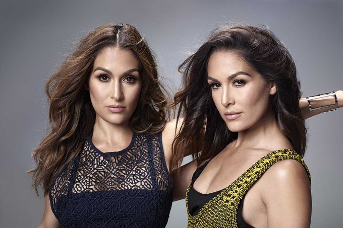 Happy birthday to Brie and Nikki Bella!