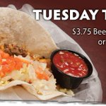 Tuesday Tacos & Creighton Basketball! Watch Creighton vs #22 Baylor at 9pm while you enjoy $3.75 Beef, Chicken, or Pulled Pork Soft Shell Tacos & Happy Hour ALL DAY! #GoJays!