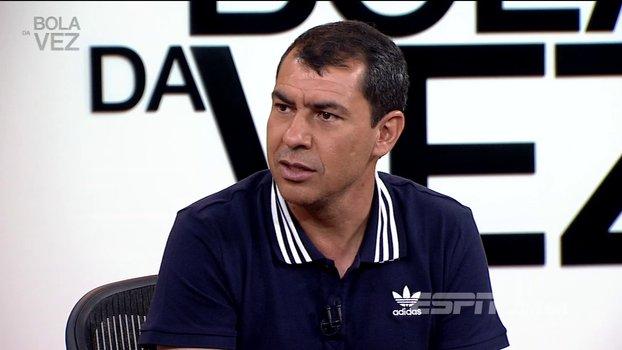 'SE EU FOSSE O PRESIDENTE DO @Corinthians, NUNCA TERIA COLOCADO UM AUXILIAR PARA ASSUMIR!'' Fábio Carille é o Bola da Vez hoje, 21h30, em ESPN Brasil e WatchESPN https://t.co/scJmR7rMkD