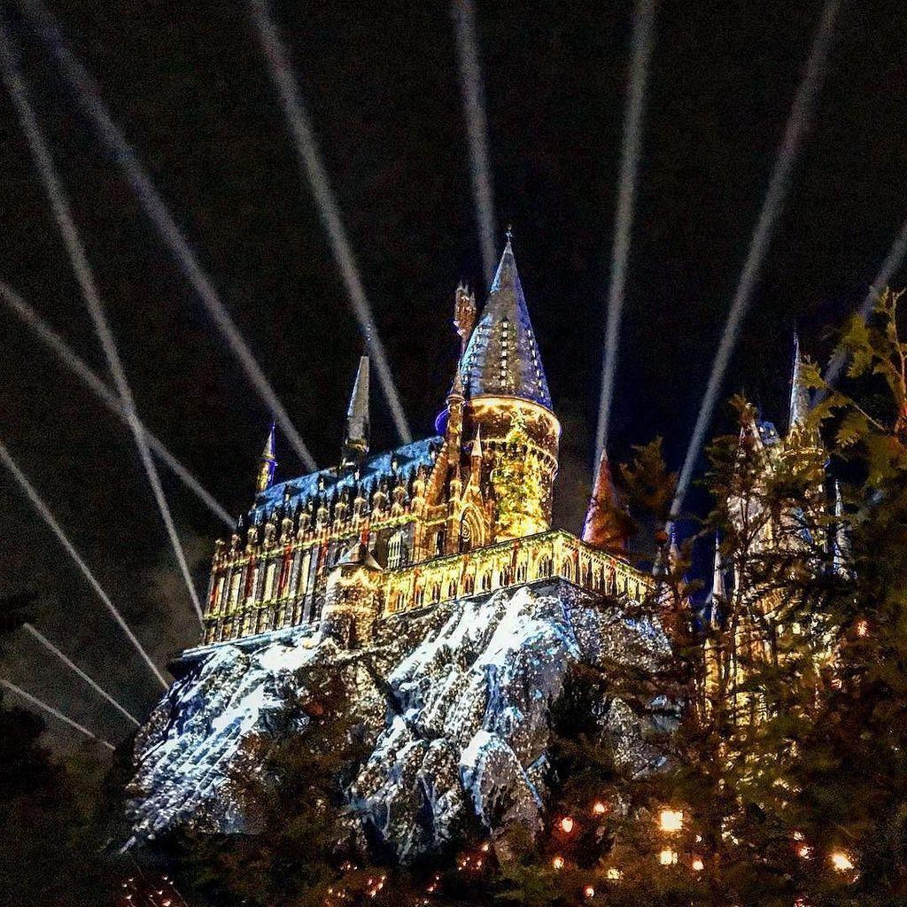 Celebrating the holidays at Hogwarts #Lo...