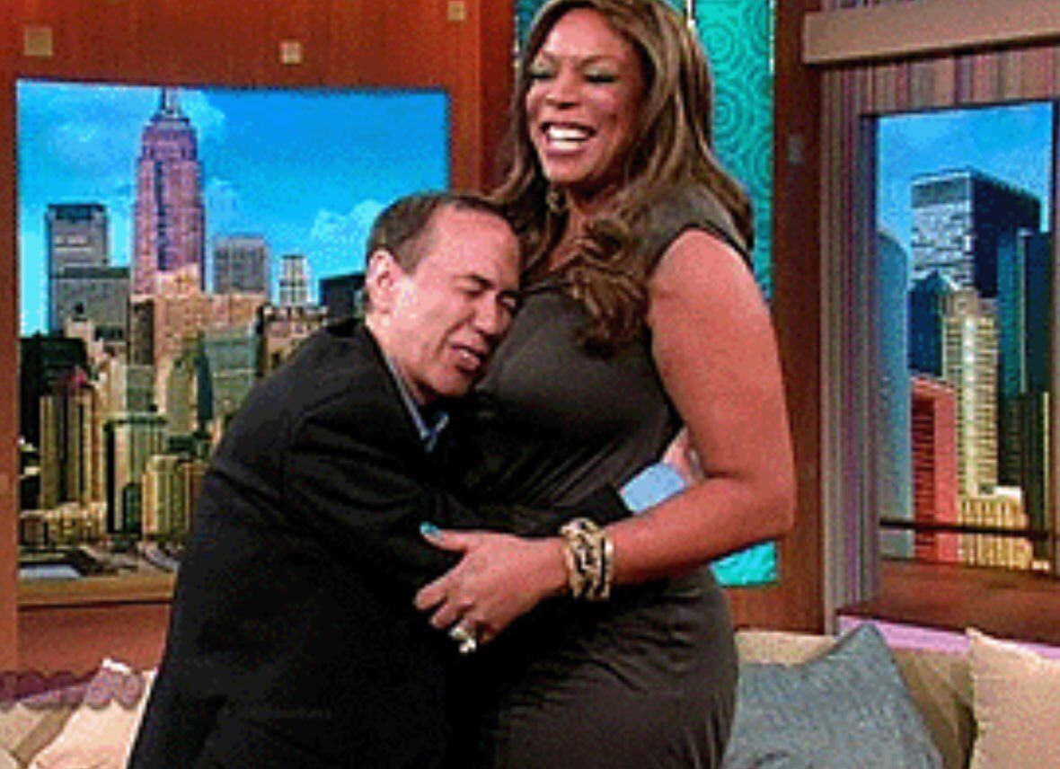 Male Celebrity Gropes Wendy Williams On Live TV, Host Bans Him From Show