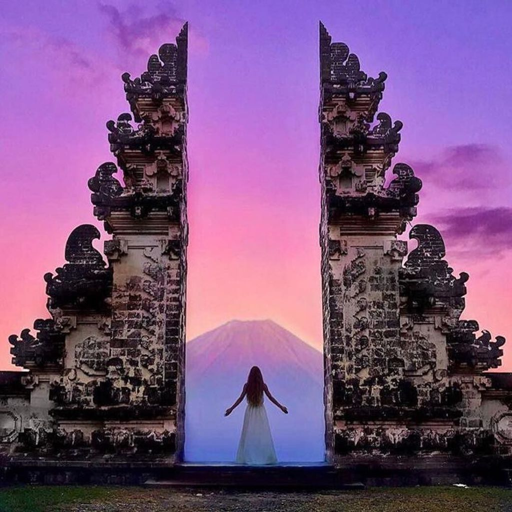 50 shades of magical. It&#39;s photos like these that remind us the journey it takes to get there is always worth it. So pack your bags, get on a plane and go already. #Repost @travelinladies ・・・ Travelin&#39; lady @ksu_gusik  Pura Lempuyang, Bali, Indonesi…  http:// ift.tt/2B0rOeJ  &nbsp;  <br>http://pic.twitter.com/3AwzLAuzZ0