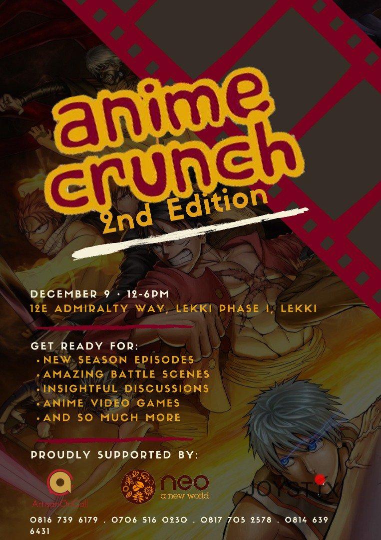 49027597dbc7 Anime Crunch ( AnimeCrunchNG)