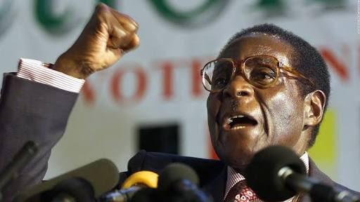 Breaking News: at 93 years old and after 37 years in power.   Robert Mugabe resigns as President of #Zimbabwe 🇿🇼  #MugabeResigns #MugabeResignation