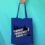 Today is the last day to be a Founding Member of @femfreq Radio, our new weekly pop culture podcast. Pitch in at $10 or $25 a month and get a fancy pants exclusive tote bag plus lots of perks along the way! https://t.co/xFRGUc9qSF