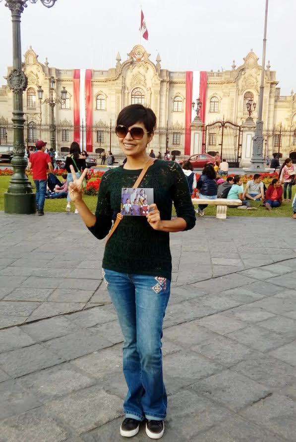 #Indochine : 📷 Pilar, Lima. Retrouvez d'autres photos sur l'IndoMap https://t.co/F2LOdmwNWM et le Facebook Indo https://t.co/fT1rvKfz7K. Participez à l'album I&U du mois en nous 📧 vos indocréas (indoandu@gmail.com) 👍