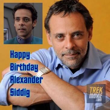 Happy birthday to Alexander Siddig!
