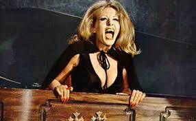 Happy Birthday to the late Ingrid Pitt!!!