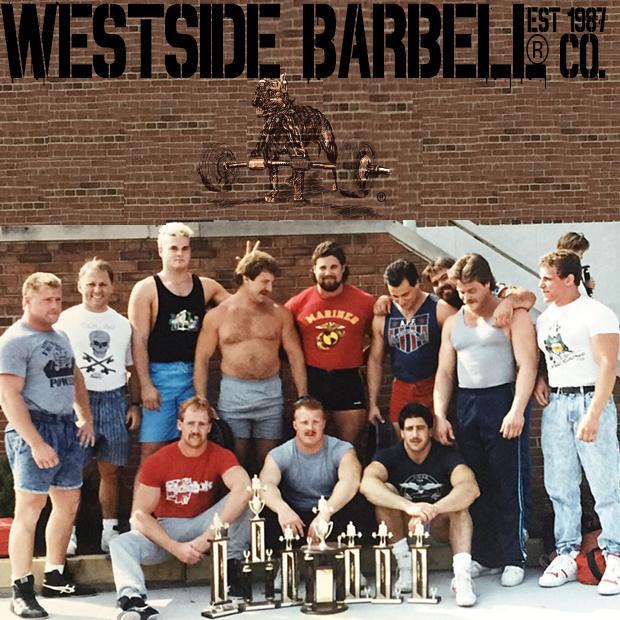 Westside Barbell on Twitter: