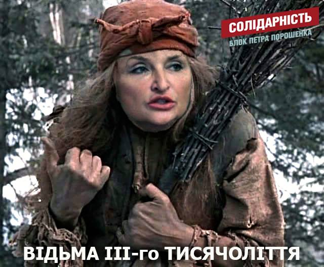 Опубліковано рейтинг найвпливовіших жінок України - Цензор.НЕТ 1997