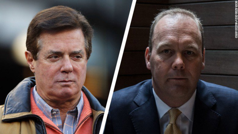 Former Trump campaign officials Paul Manafort and Rick Gates will be able to spend Thanksgiving with their families and leave their homes this week, a federal judge has ruled https://t.co/I4e0tdnWUz