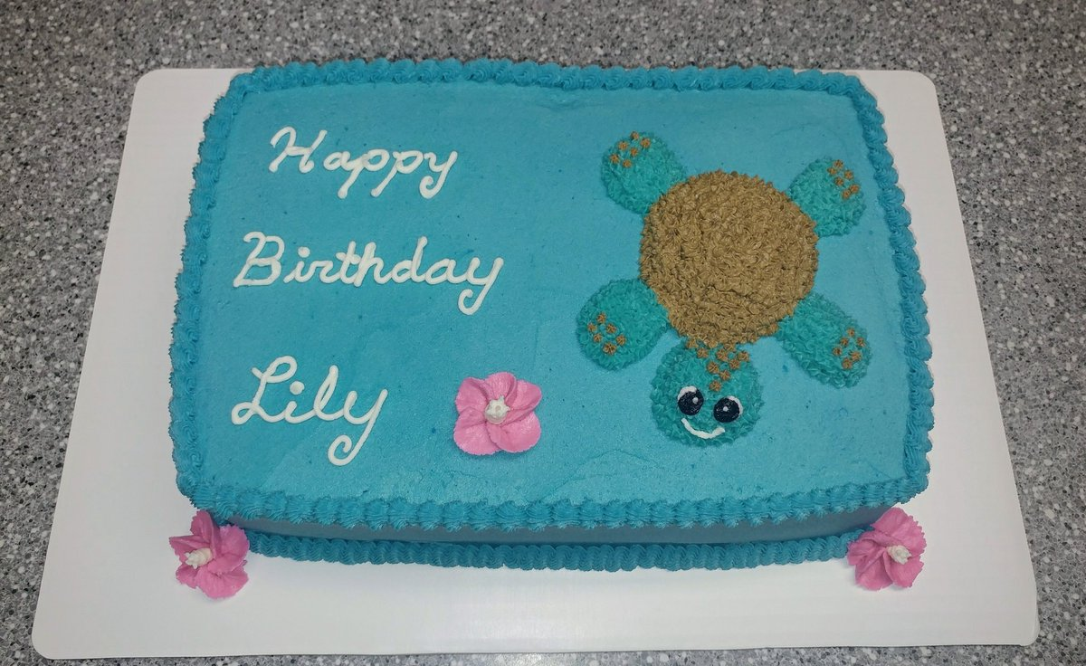 Marvelous Cupcakes By Flea On Twitter Sea Turtle Birthday Cake Seaturtle Personalised Birthday Cards Veneteletsinfo