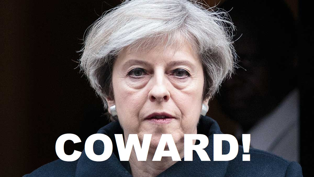 £5bn to settle legally binding obligations, possibly £10bn when all said &amp; done. But £40bn? Without any justification for doing so, other than to feed the FAILING #EU so we can talk about post-#Brexit #FreeTRADE? The #PM @theresa_may is fleecing the #UK #taxpayer to pay a BRIBE!<br>http://pic.twitter.com/tUef323Yd1
