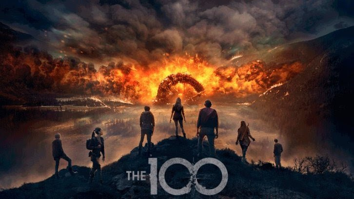 #The100 - Season 5 - First Image from Tr...