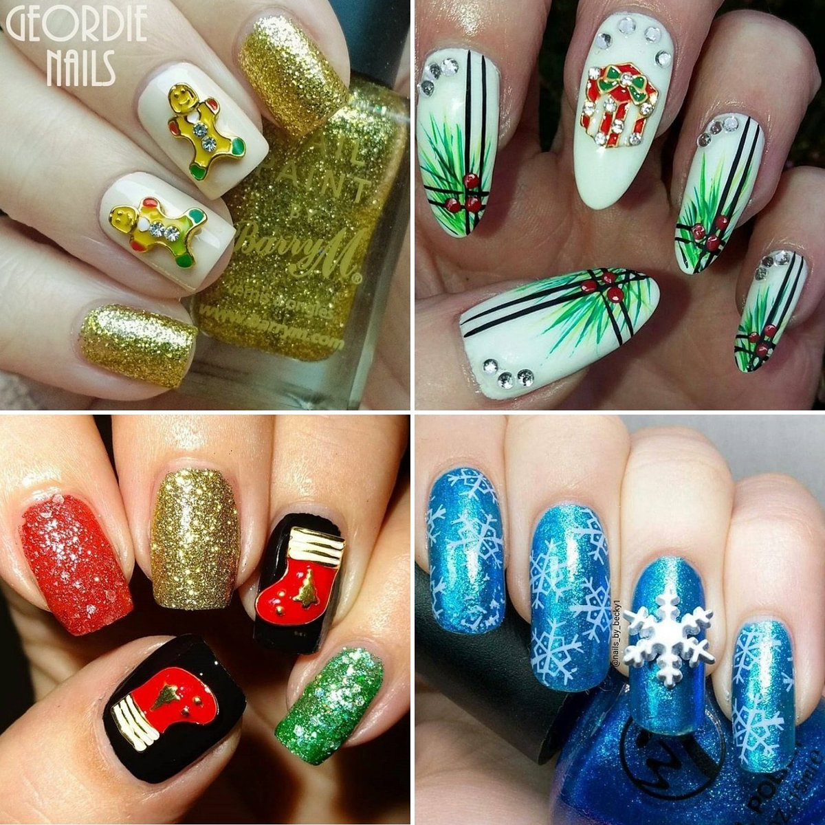 Charlies Nail Art Supplies On Twitter Order Your Christmas 3d