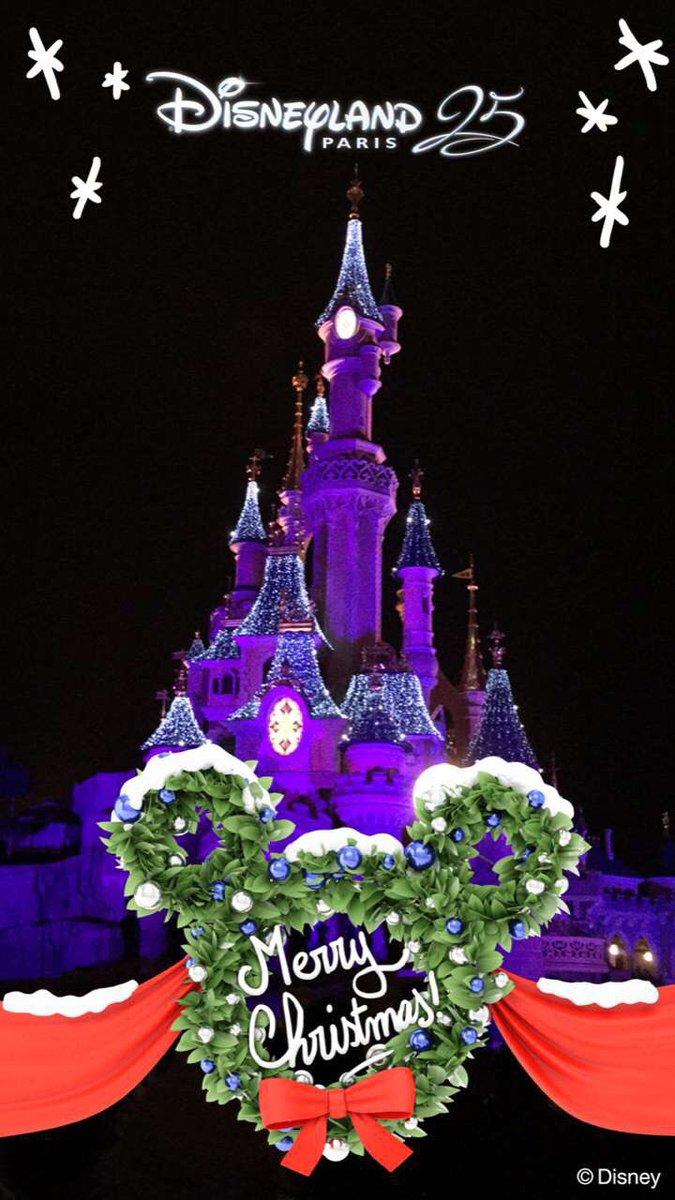 pixiedustbe on twitter disneyland paris has now a christmas snapchat filter disneylandparis disneychristmas snapchat