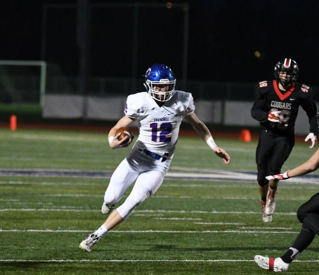 Defensive Player of the Week is Jax Arnold! Continues to be one of the best two way players in the state. Keep it up @jaxarnold12! #H-Gang <br>http://pic.twitter.com/bKIvaWgc3h