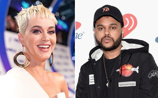 Katy Perry e The Weeknd saem para jantar juntos https://t.co/ujL6KWoCue
