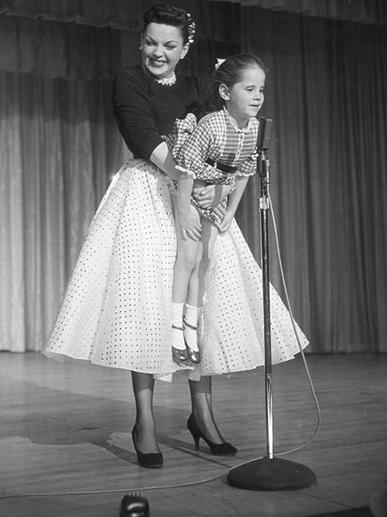 Happy Birthday to Lorna Luft, daughter of Judy Garland!