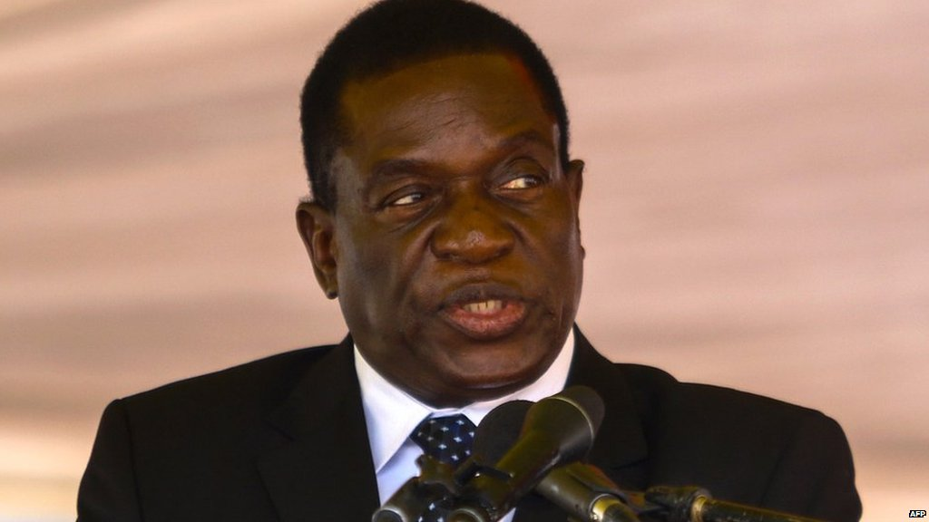 Emmerson Mnangagwa, former and briefly exiled vice-president, will be sworn in as president of Zimbabwe over next 48 hours - Zanu-PF's Legal Secretary sayshttps://t.co/iXhoQgDisb